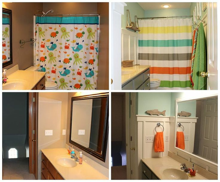 Best 25+ Kids Beach Bathroom Ideas On Pinterest | Nautical Theme Bathroom,  Ocean Bathroom And Diy Blue Bathrooms