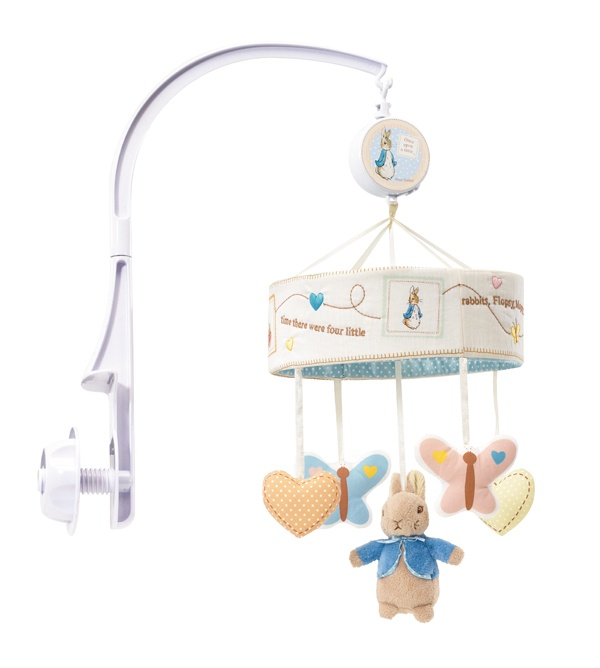 Peter Rabbit Musical Mobile Available Online At Http Www Babycity Co