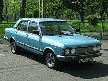 Fiat 132 - Wikipedia
