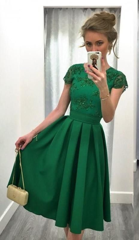 Best 25  Short sleeve prom dresses ideas on Pinterest | Princess ...