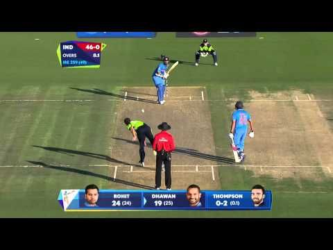 IND vs IRE: India cruise to 8-wicket win - Watch ICC World Cup videos on starsports.com - YouTube