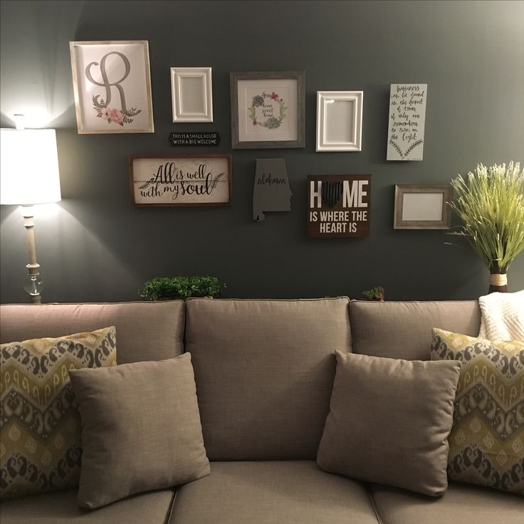 Best 25 Behind Couch Ideas On Pinterest