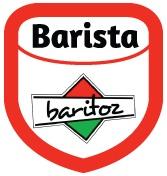 Barista @Baritoz: Hi! You've just become the 'Barista' at Baritoz! Come back often to upgrade your badge! | Ngopi - Ngelasagna - Ngeriung di Baritoz! Jl. Barito 2 No. 33B, Kebayoran Baru, Jakarta Selatan