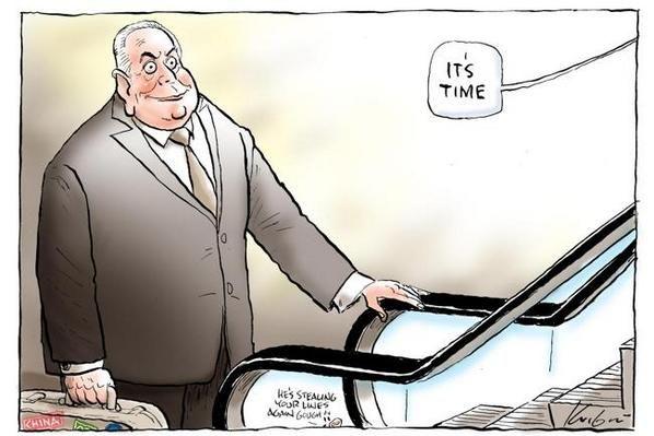 Gough Whitlam Death Cartoon