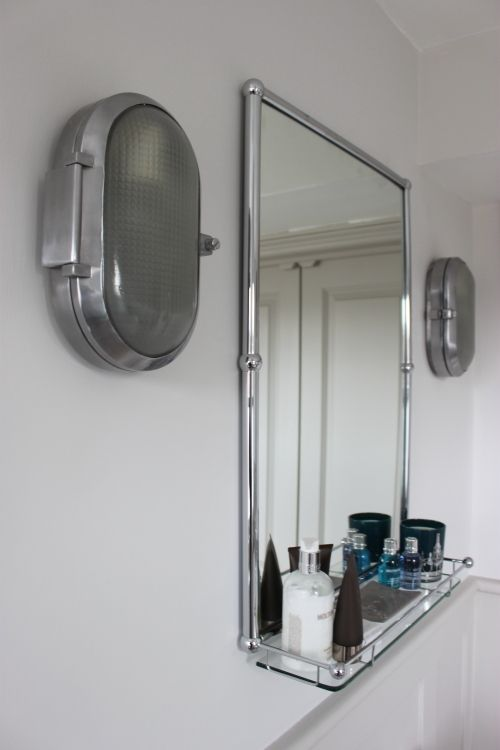 So, I promised a proper tour of the Bathroom. Here it is, although still a few things to sort out, such as what to do at the windows - suggestions welcomed. We wanted the bathroom to be in keeping...