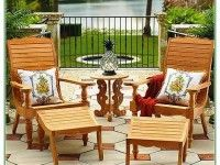 Outdoor Patio Chairs With Ottomans