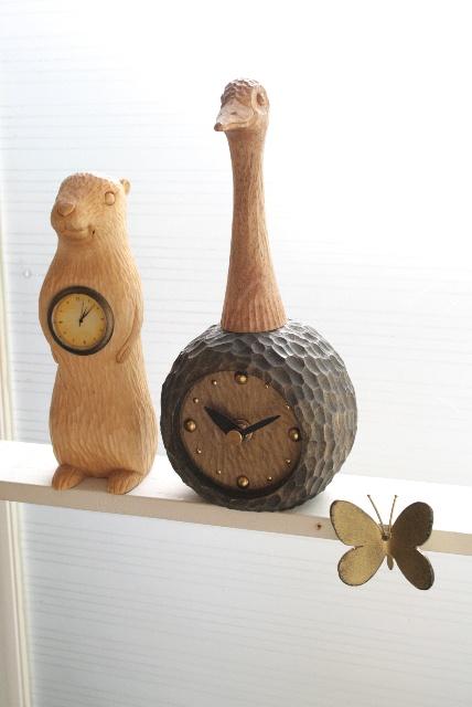 Goose + clock. | Baden Baden
