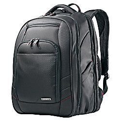 Samsonite Xenon 2 Perfect Fit Laptop Backpack For Laptop Computers Up To 15.6 Black by Office Depot & OfficeMax