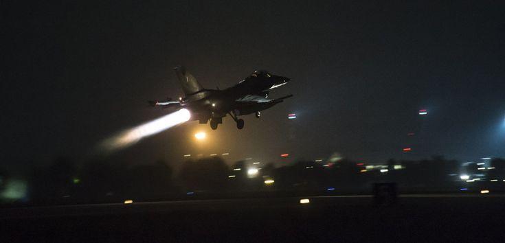 Τρόμος στην Αλβανία: Ελληνικό F-16 πέταξε νύχτα στα σύνορα – Οι Αλβανοί το είδαν πάνω από τα κεφάλια τους και έτρεχαν να μπουν στα σπίτια τους (βίντεο)