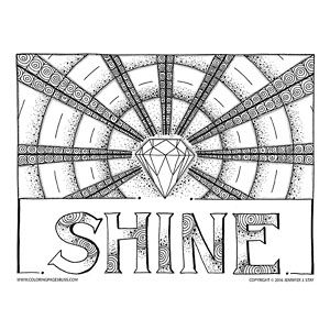 New Celebration Theme Coloring Pages