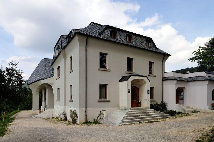 Dornach - Haus Brodbeck - Goetheanum – Wikipedia Foto Taxiarchos228