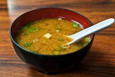 Zuppa di Miso + tofu