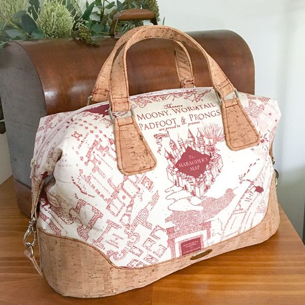 Brooklyn Handbag & Traveler #SWN018 From Swoon Sewing Patterns