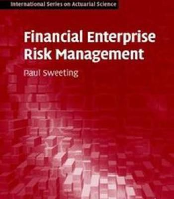 Financial Enterprise Risk Management PDF