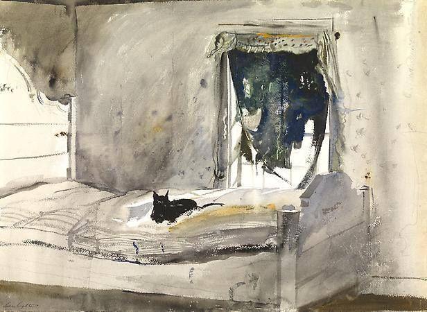 743 best Art/Andrew Wyeth images on Pinterest