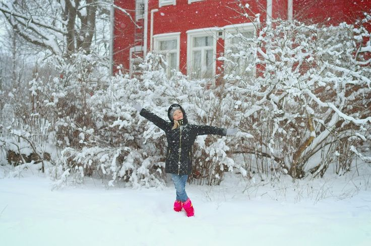 Life in Finland: WINTER