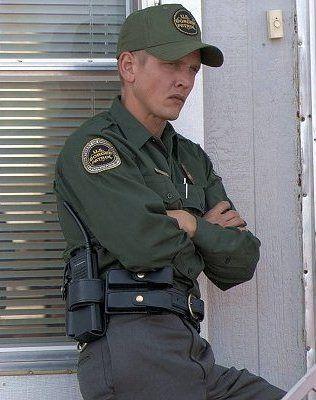 Barry Pepper as Mike Norton, The Three Burials of Melquiades Estrada (2005)