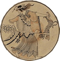Maenad Dancing