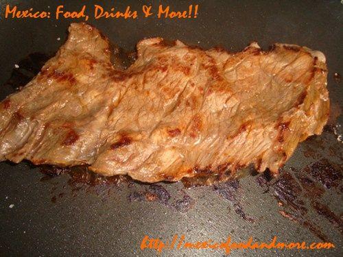 Mexican Marinated Skirt Steak – Arrachera Marinada Recipe