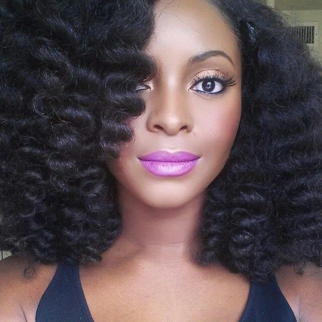 Marley crochet braids using Femi collection hair #teamcrochetbraids #crochetbraids #natural hair