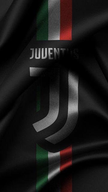 Juventus, 4k, il nuovo logo, in Serie A, l'Italia, il calcio, la nuova Juventus emblema, Torino