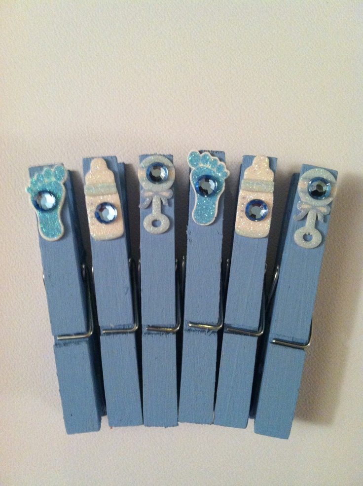 baby shower favors clothespins don 39 t say baby gift tags baby boy