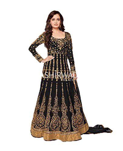 PSD Ready made New DesignerAnarkali Bollywood Suit Bollywood Dress Indian VF