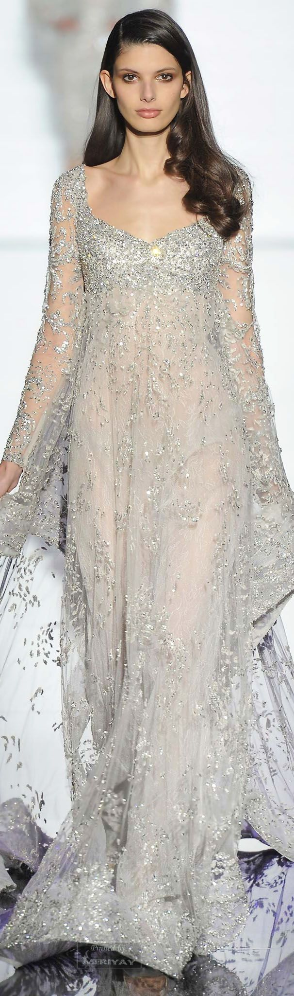 Zuhair Murad.Spring 2015 Couture.: