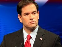 Failure to Launch: Rubio Booed and Heckled at Comeback Event Listen rubio.  Just because obama won't enforce our immigration laws does not mean our immigration system is broken.  obama is what's broken, not our immigration system.