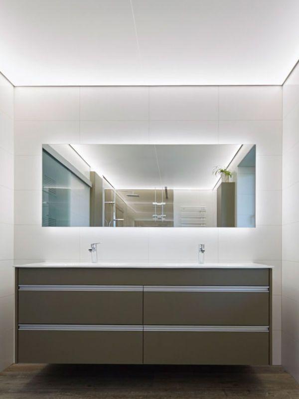 Inspirieren Lassen Auf Badezimmer Spiegel Mit Licht Und