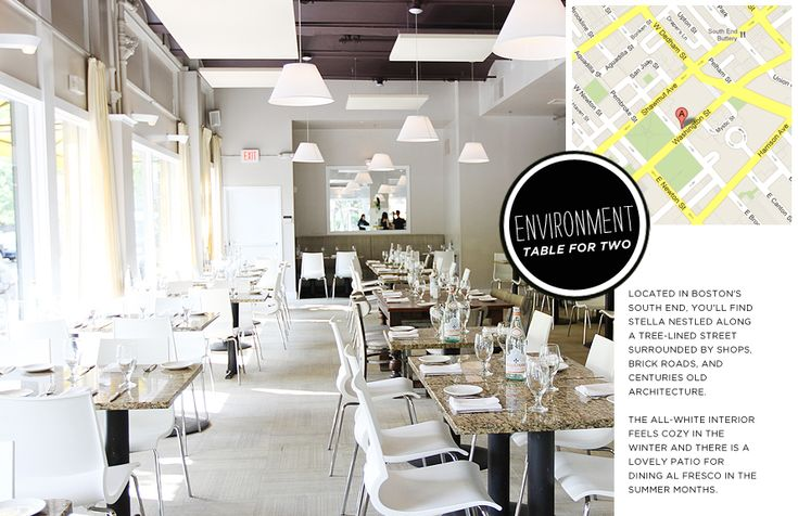 The Everygirl Travels // Stella Restaurant and Bar