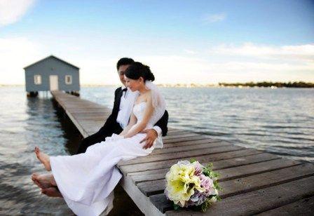 Contoh Foto-foto Pre Wedding Unik dan Terbaik yang Pastinya Bikin Kamu Ngiri