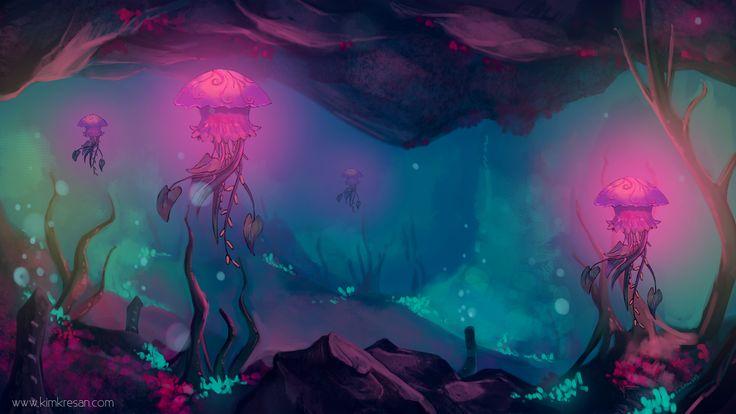 undersea concept art - Google Search