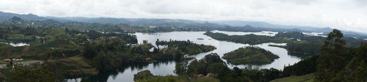 Guatapé, Antioquia / Colombia