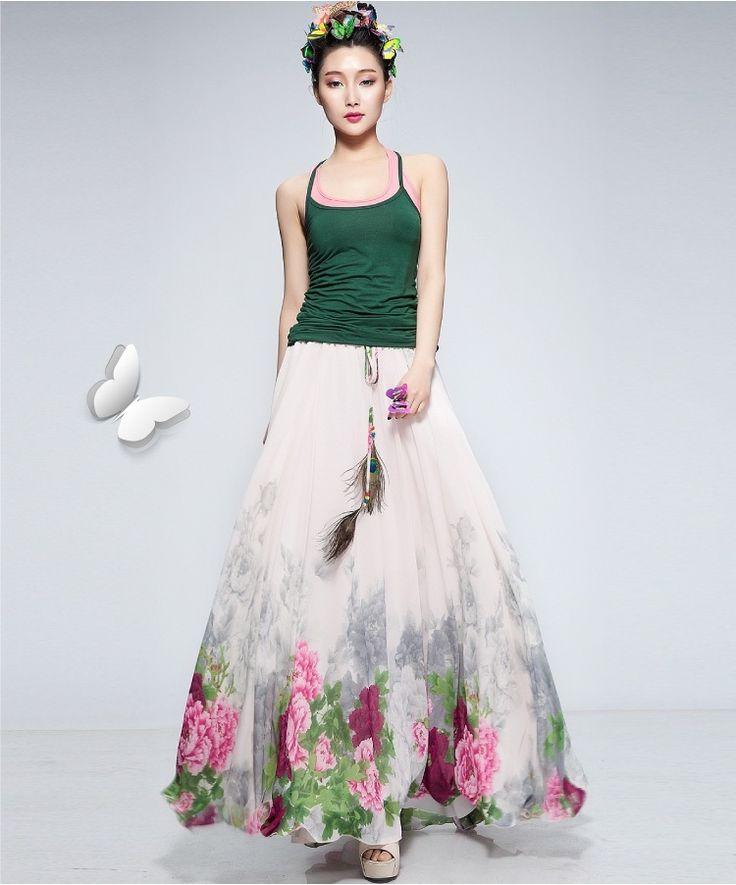 102 best Stylish Skirts images on Pinterest