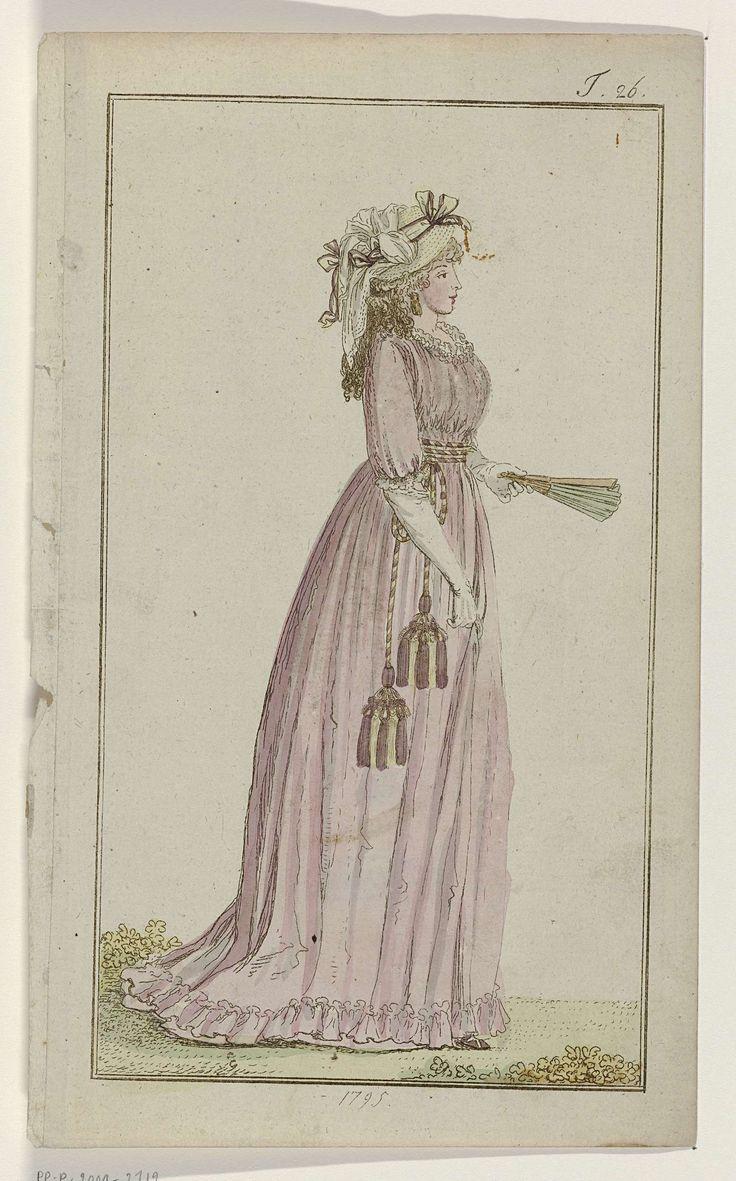 Journal des Luxus und der Moden, 1795, T 26, Georg Melchior Kraus, 1795