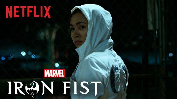 Marvel's Iron Fist | Colleen Wing Sneak Peek | Netflix