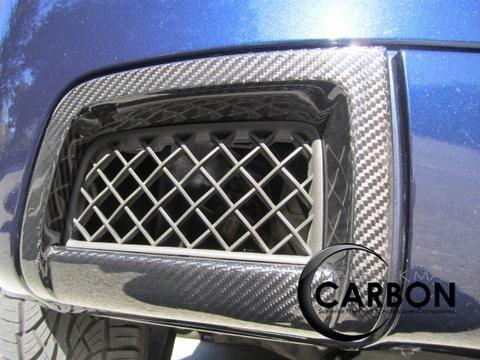 Trailblazer Carbon Fiber Brake Ducts