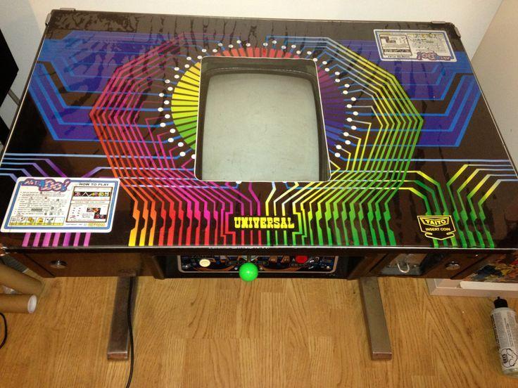 mr do cocktail cabinet universal 1982 ゲーム pcゲーム クラシック