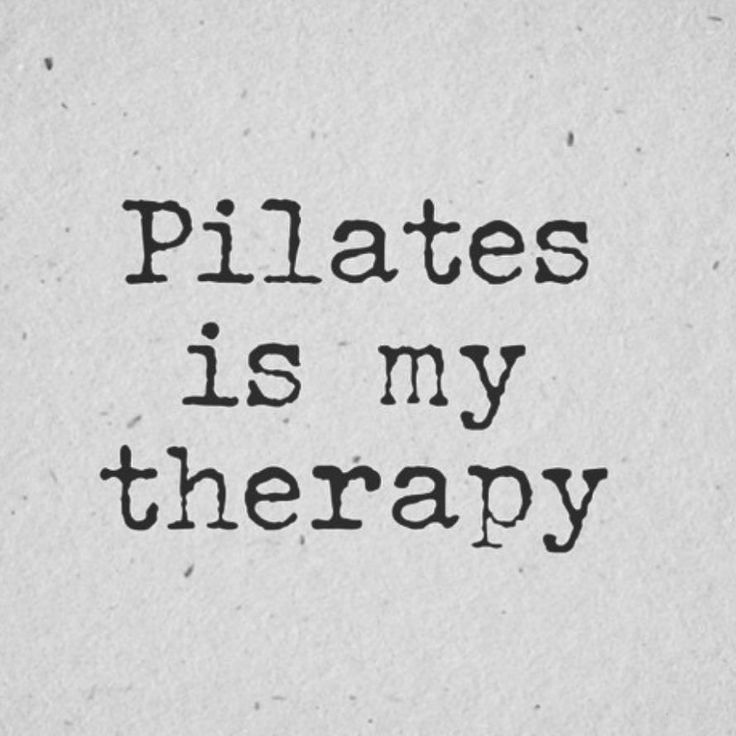 Therapy session...pilates