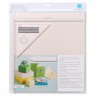 Martha Stewart Crafts Scoring Board - I got my the cheapest at Michaels when I had a 50% off coupon for $10.