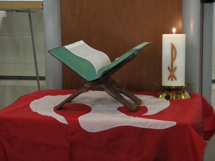 Bible Enthronement in the home