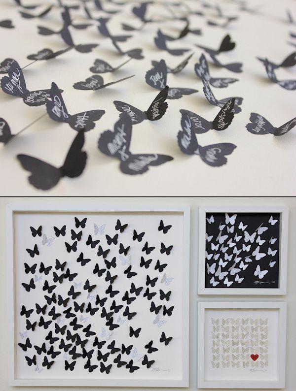 Vlindergastenboek