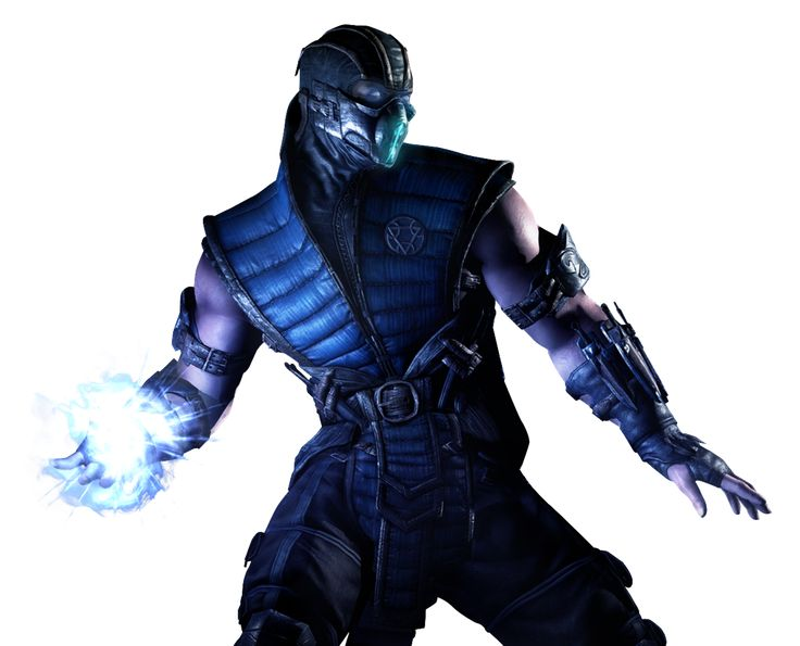mortal kombat render   Mortal Kombat X (PC) - Sub-Zero [Render 5] by WyRuZzaH on DeviantArt