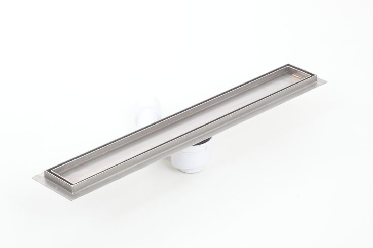 Shower drain with bulit