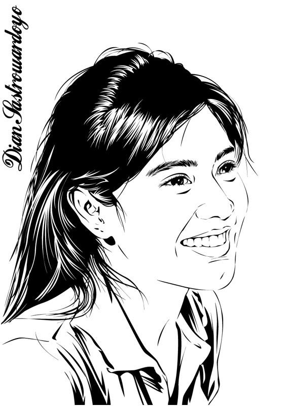 Simply Dian by astayoga.deviantart.com on @DeviantArt