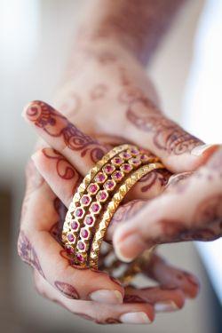 Indian Summer Outdoor Wedding
