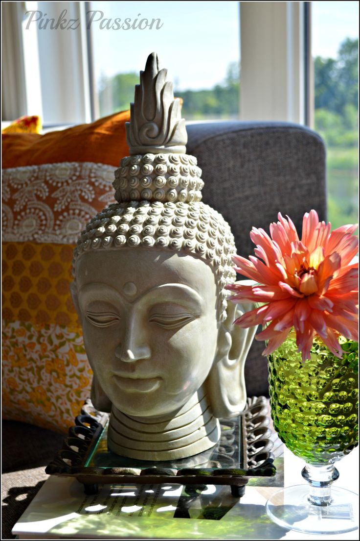 17 best ideas about buddha decor on pinterest buddha - Bouddha statue deco ...