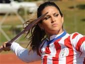 Javelin thrower Leryn Franco is a model athlete