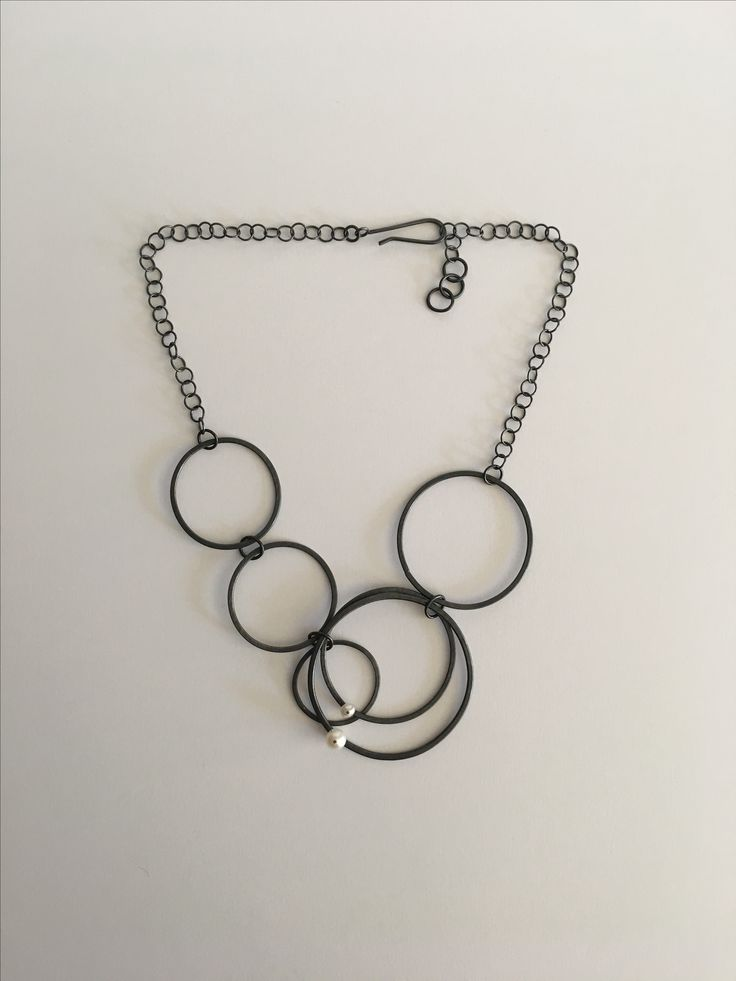 Montserrat Lacomba. Necklace from the Delicious Geometry series.